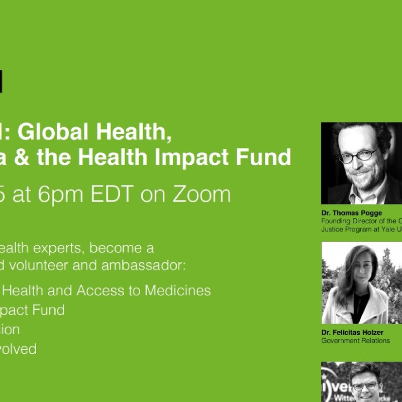 Health impact fund